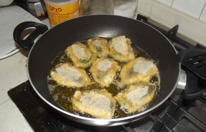 Prova la ricetta tradizionale delle alici ripiene