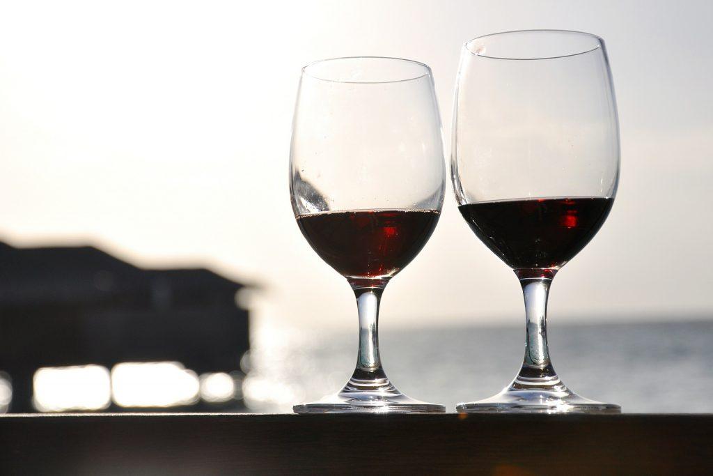 Solfiti nel vino: foto
